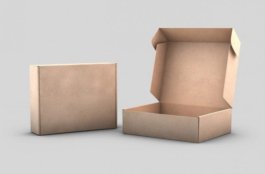 5x wat te doen met een lege kartonnen doos